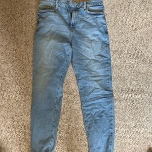 Forever 21 crop jeans Never worn